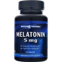 Melatonin 5mg (180таб)