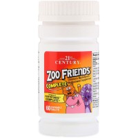 Zoo Friends Complete (60таб)