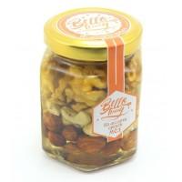 Ассорти орехов в меду (200мл)