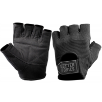Перчатки Better Bodies Basic Gym Gloves, Black