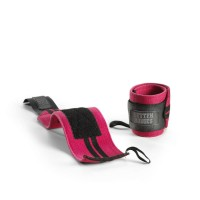 Напульсники Better Bodies Womens Wrist Wraps, Hot Pink