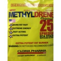 Methyldrene Original ECA (2капс)