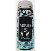 VGR Pump 25 мг (60капс)