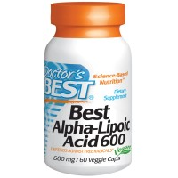 Best Alpha-Lipoic Acid 600мг (60капс)
