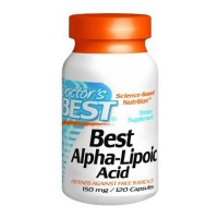 Best Alpha-Lipoic Acid 150мг (120капс)