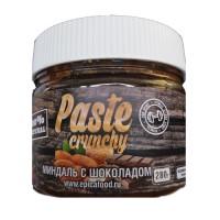Paste Crunchy Миндальная паста с шоколадом (280г)