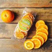 Фруктовые чипсы «Апельсин» (50г)