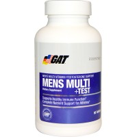 Multi Vitamin + Test (60капс)