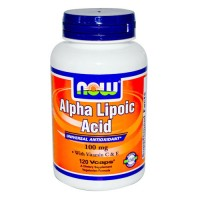Alpha Lipoic Acid 100 мг (120капс)