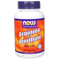 Arginine & Ornithine (100капс)