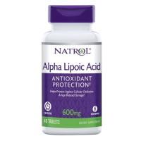 Alpha Lipoic Acid 600 mg (45таб)