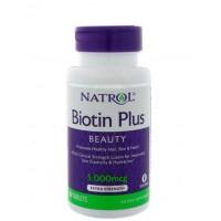 Biotin Plus (60таб)