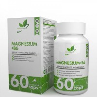 Magnesium+B6 (60капс)