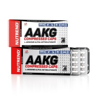 AAKG Compressed Caps (120капс)