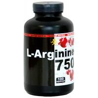 L-Arginine 750 (100капс)