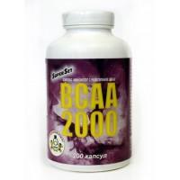 BCAA 2000 (200капс)