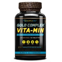 Gold Complex Vita-Min (90таб)