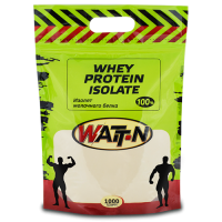 Watt-N Whey protein isolate 100%  (1кг)