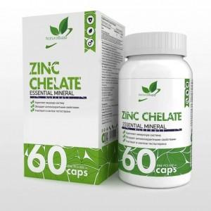 Zinc Chelate (60капс)