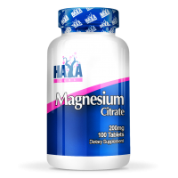 Magnesium Citrate 200 мг (100таб)